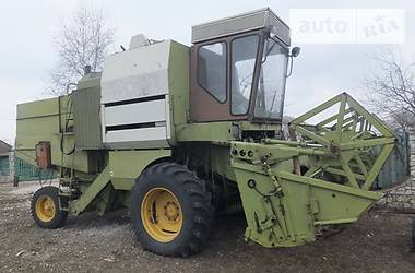 Fortschritt E-514 1993 в Волочиске