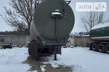 Цистерна напівпричіп Fruehauf T34T1RP 1991 в Лисичанську