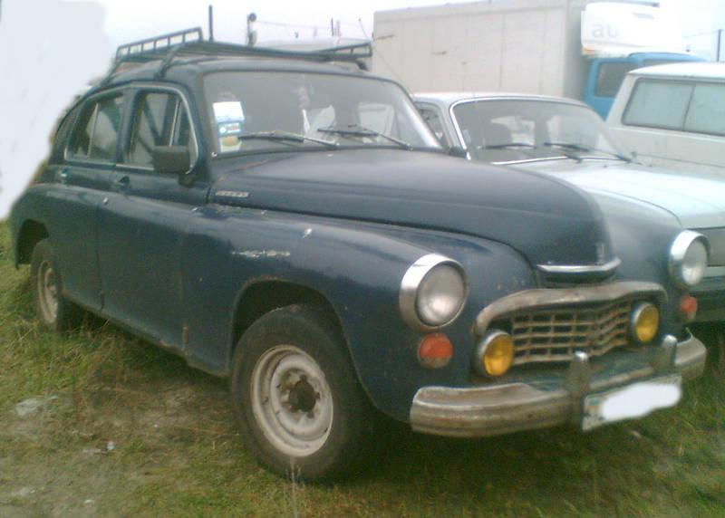 ГАЗ 20 1958 в Харькове
