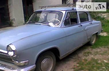 ГАЗ 21 1960 в Львове