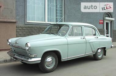 ГАЗ 21 1969 в Черновцах