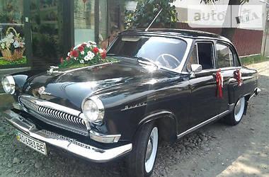 ГАЗ 21 1961 в Хусте