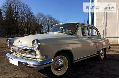 ГАЗ 21 1965 в Антраците