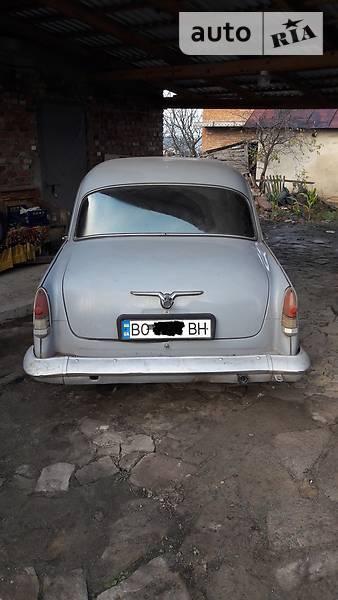 ГАЗ 21 1966 года в Тернополе