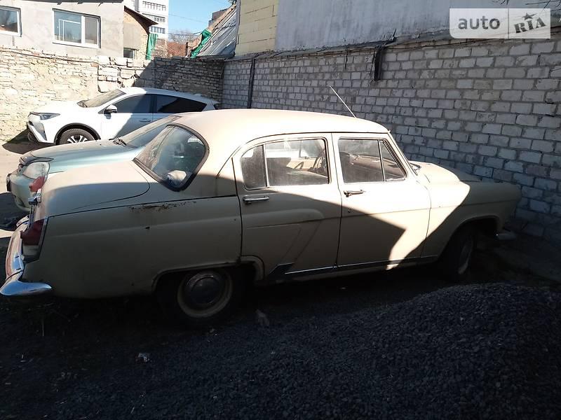 ГАЗ 21 1963 года в Николаеве