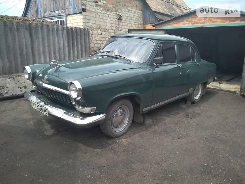 ГАЗ 21 1962 в Харькове