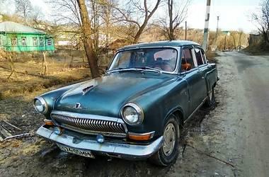 ГАЗ 21 1969 в Новгород-Северском