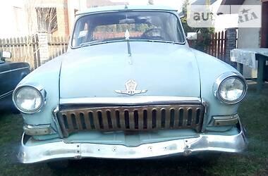 ГАЗ 21 1960 в Черновцах