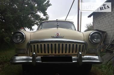 ГАЗ 21 1960 в Покровске