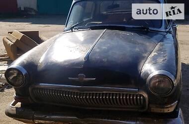 ГАЗ 21 1958 в Нетешине