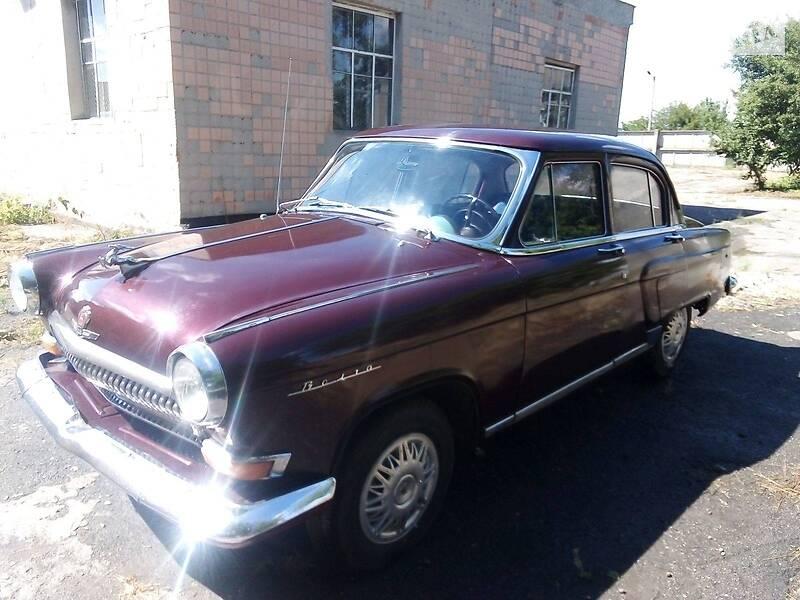 ГАЗ 21 1959 в Білій Церкві