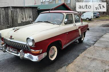 ГАЗ 21 1961 в Ярмолинцях