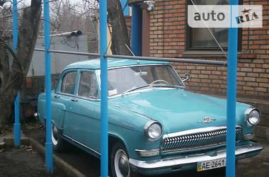 Седан ГАЗ 21 1967 в Апостолово