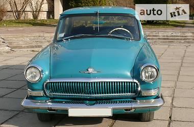 ГАЗ 21 1962 в Львове