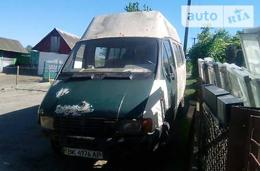 ГАЗ 2214 1997
