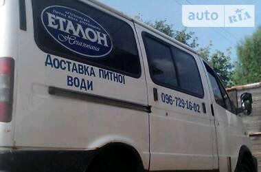 ГАЗ 2217 Баргузин 2005 в Василькове
