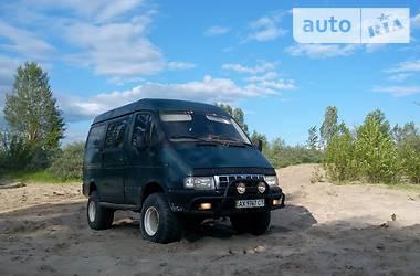 ГАЗ 2217 Соболь 1997 в Харькове
