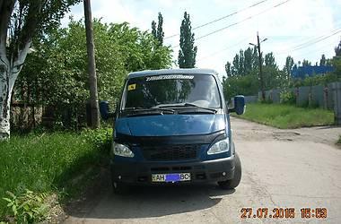 ГАЗ 2217 Соболь 2003 в Донецке