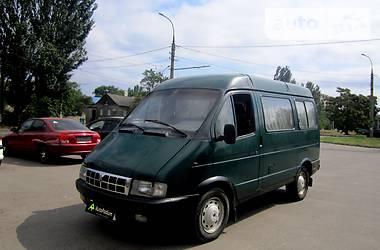 ГАЗ 2217 Соболь 1999 в Николаеве