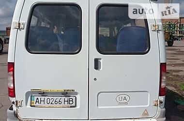 Микроавтобус (от 10 до 22 пас.) ГАЗ 2217 Соболь 2005 в Бахмуте