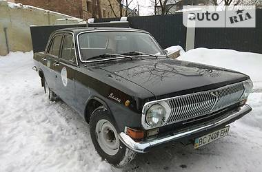 ГАЗ 24  1971