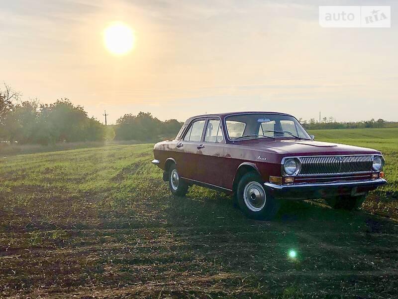 ГАЗ 24 1972 в Одессе