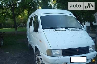 ГАЗ 2705 Газель 1996 в Луганске
