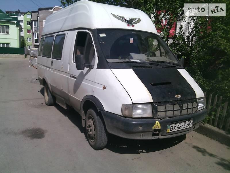ГАЗ 2705 Газель 2002 в Хмельницькому