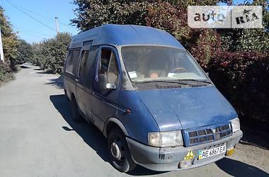 ГАЗ 2705 Газель 2002 в Никополе