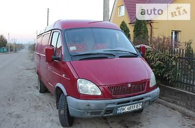 ГАЗ 2705 Газель 2006 в Березному