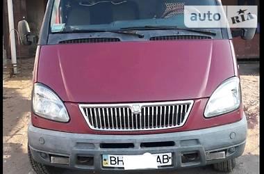 ГАЗ 2705 Газель 2004 в Врадиевке