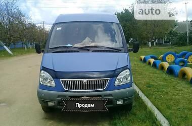 ГАЗ 2705 Газель 2004 в Новой Одессе