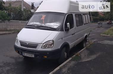 ГАЗ 2705 Газель 2003 в Миколаєві