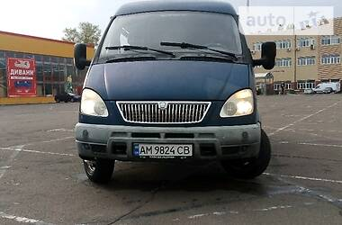 ГАЗ 2705 Газель 2004 в Житомире