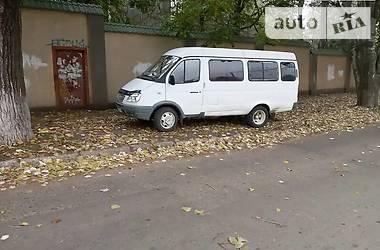 ГАЗ 2705 Газель 2003 в Новомиргороде