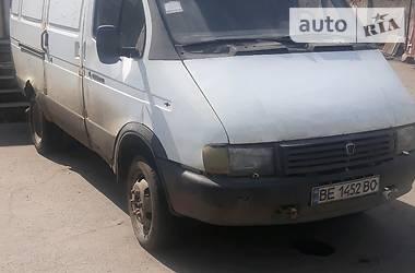 ГАЗ 2705 Газель 2001 в Николаеве