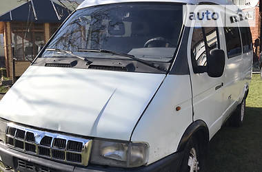 ГАЗ 2705 Газель 2002 в Сколе