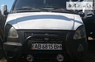ГАЗ 2705 Газель 2003 в Літині