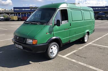 Легковой фургон (до 1,5 т) ГАЗ 2705 Газель 1999 в Киеве