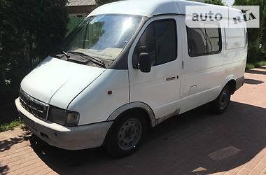ГАЗ 2752 Соболь 2001 в Киеве