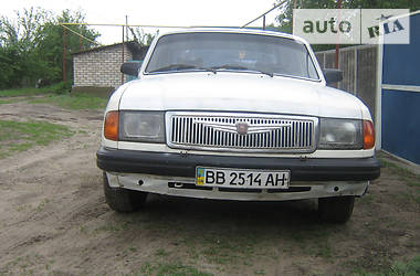 ГАЗ 31029 1987 в Луганске
