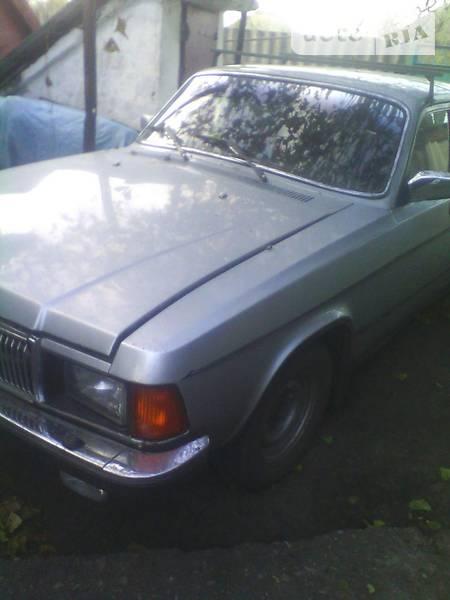 ГАЗ 3102 1986 года в Донецке