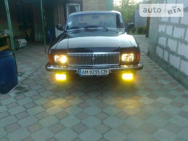 ГАЗ 3102 1989 в Бердичеве