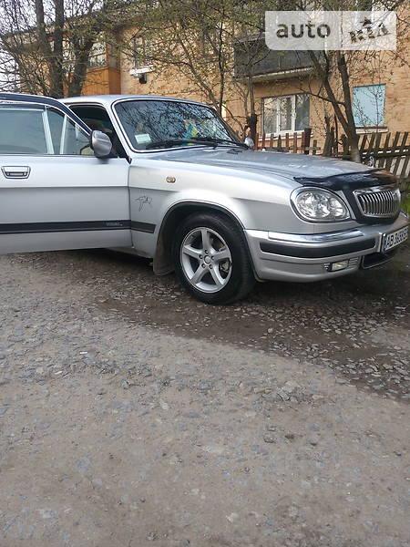 ГАЗ 31105 2005 года в Виннице