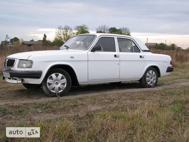 ГАЗ 3110 1999 в Киеве