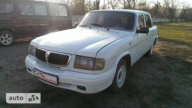 ГАЗ 3110 2001 в Николаеве