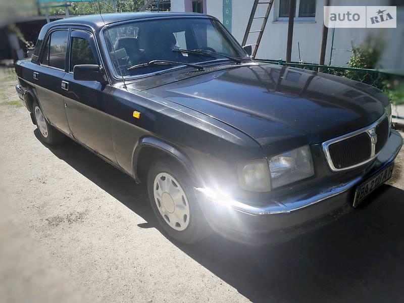 ГАЗ 3110 2002 в Умани