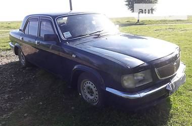 ГАЗ 3110 2002 в Ивано-Франковске