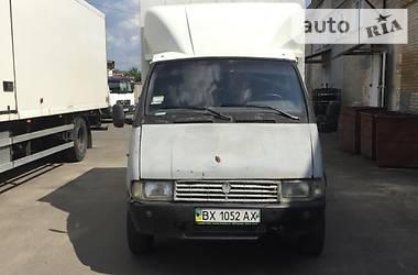 ГАЗ 3202 Газель 2000 в Хмельницком
