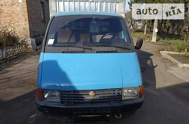ГАЗ 3202 Газель 1995 в Бердичеве